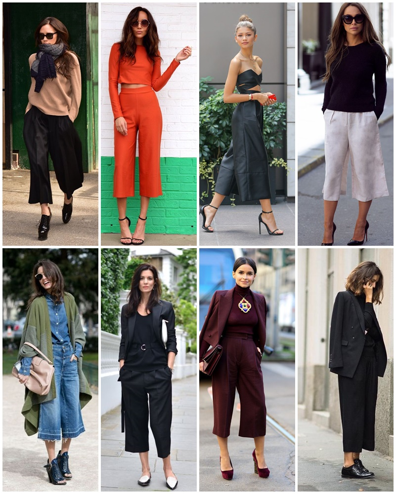 culottes outfits