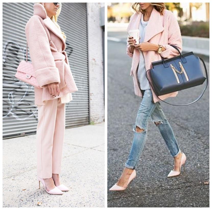 palton maxi rose quartz