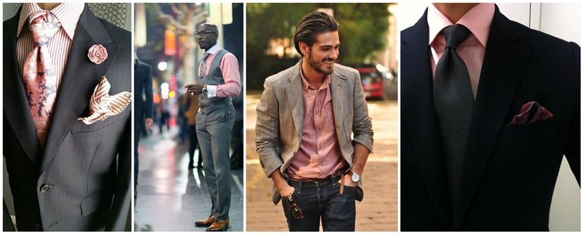 rose quartz men style