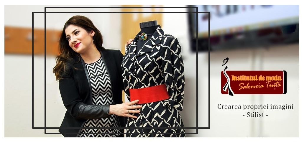 Creare a propriei imagini – Curs Stilist vestimentar, la IMST