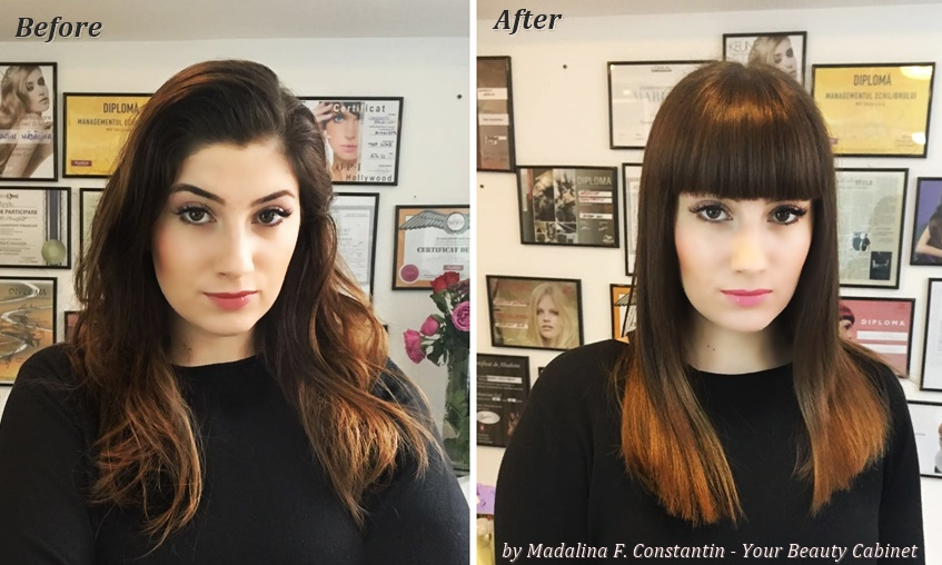 schimbare de look mariana romanica