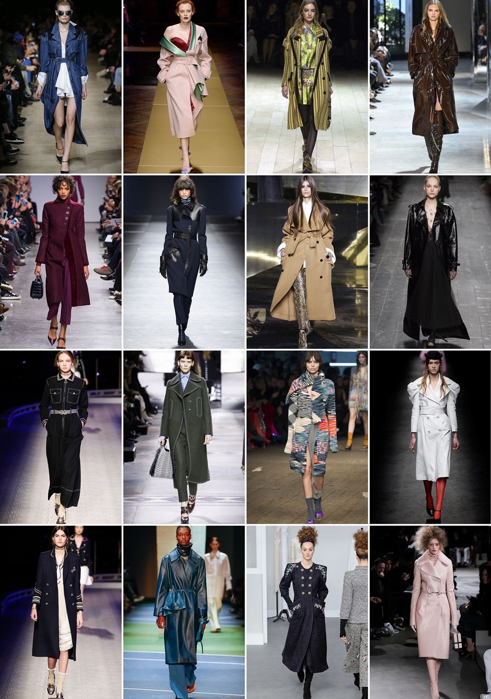trend toamna 2016 trench