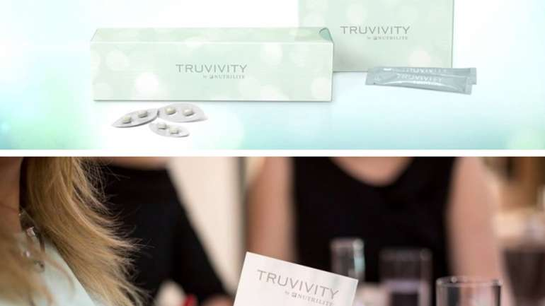 Truvivity by Nutrilite – The Beauty Drink