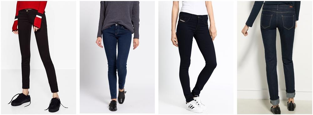 jeans skinny tigareta