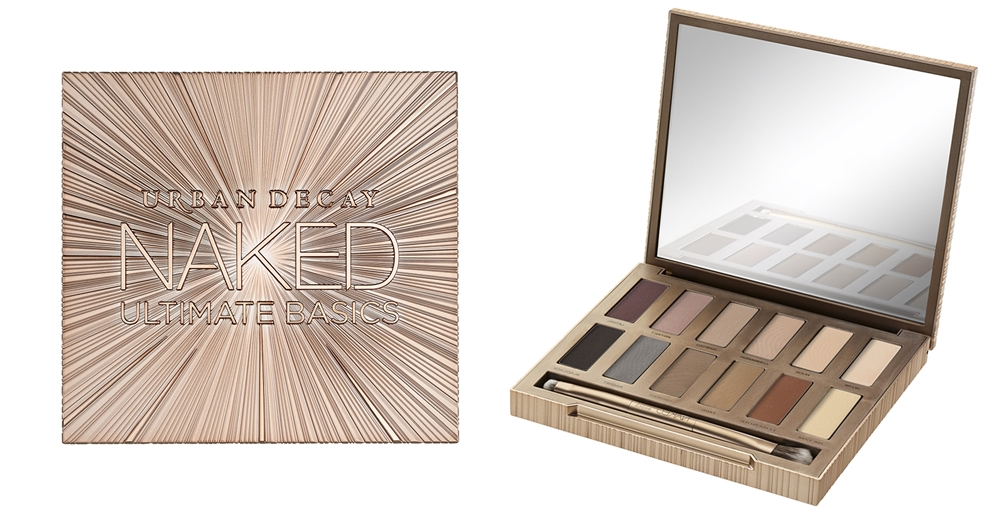 naked ultimate basics urban decay all matte