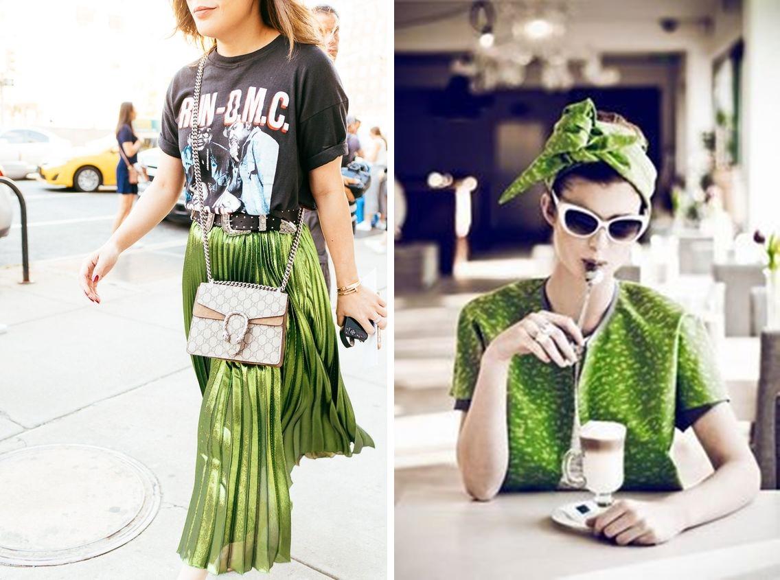greenery culoarea anului 2017 tinute
