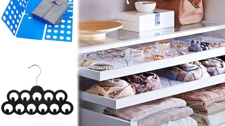 Accesoriile de bază pentru organizarea dulapului de haine