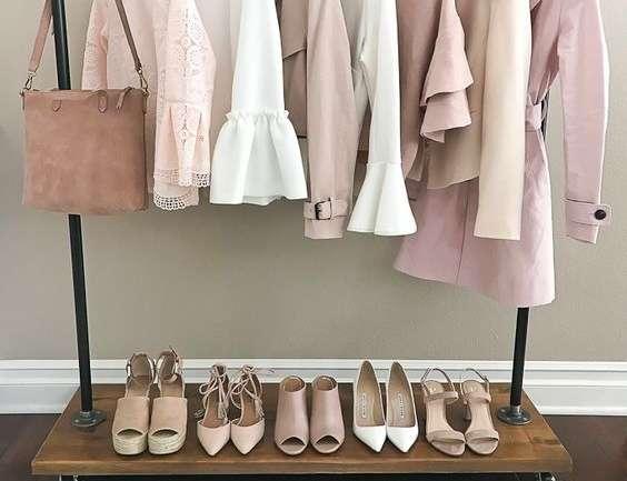 Garderoba capsulă – metoda PIECHART