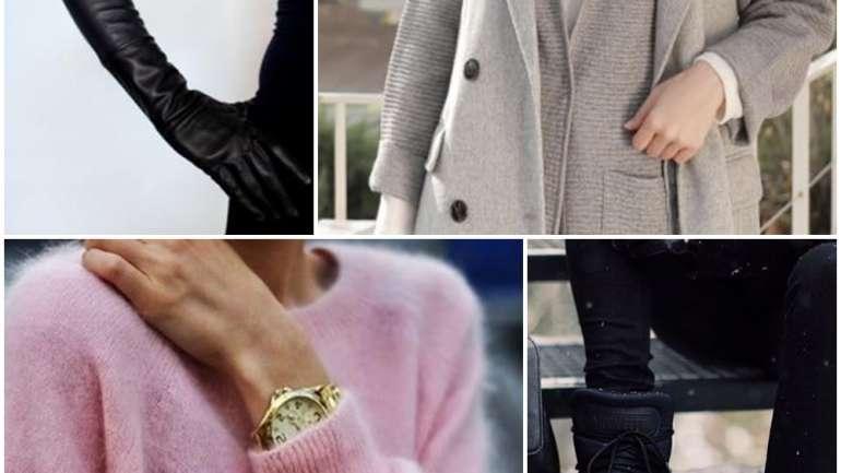Cum să te (mai) îmbraci: 9 idei stilistice de iarnă