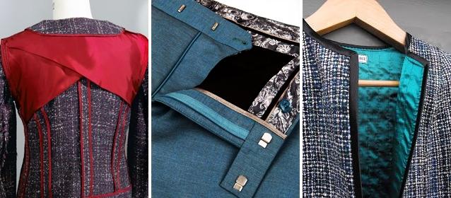 materialele în vestimentaţie